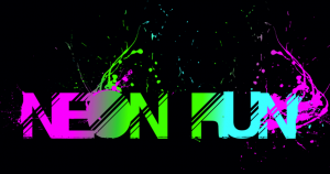 neon-run-logo